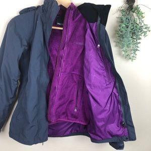 Marmot   2-in-1 Ski Jacket